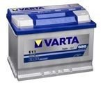 VARTA BLUE  Dynamic  74 Ah / 680 A