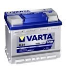 VARTA BLUE  dynamic  60 Ah / 540 A