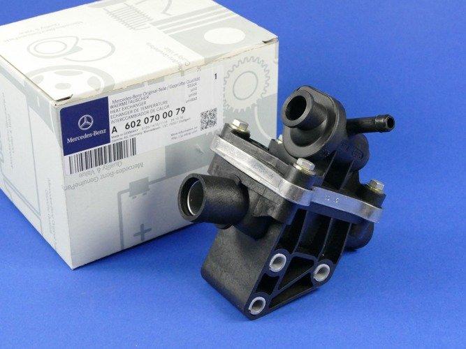 Najnowsze Podgrzewacz paliwa W 210 VITO 638 SPRINTER   Silnik \ Układ ZM02